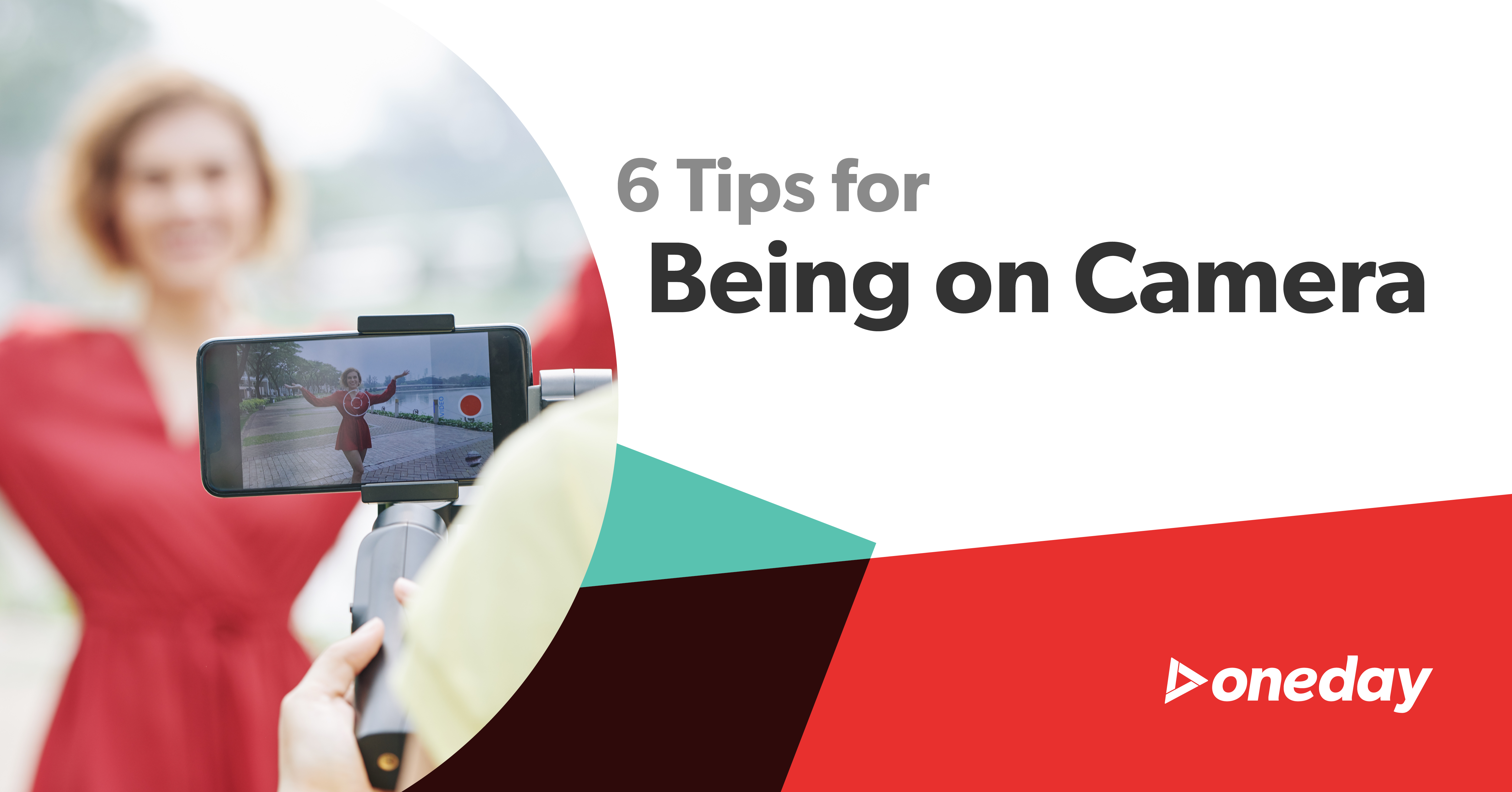 A look at six simple tips you can start using today to feel more comfortable on camera and improve engagement with your senior living video content.