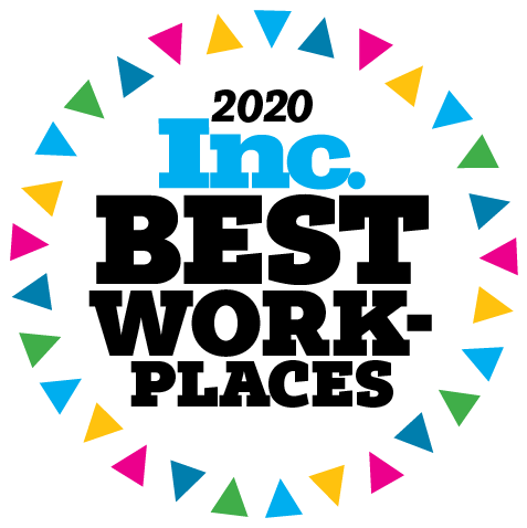 Inc. Best Workplaces 2020 - Standard Logo
