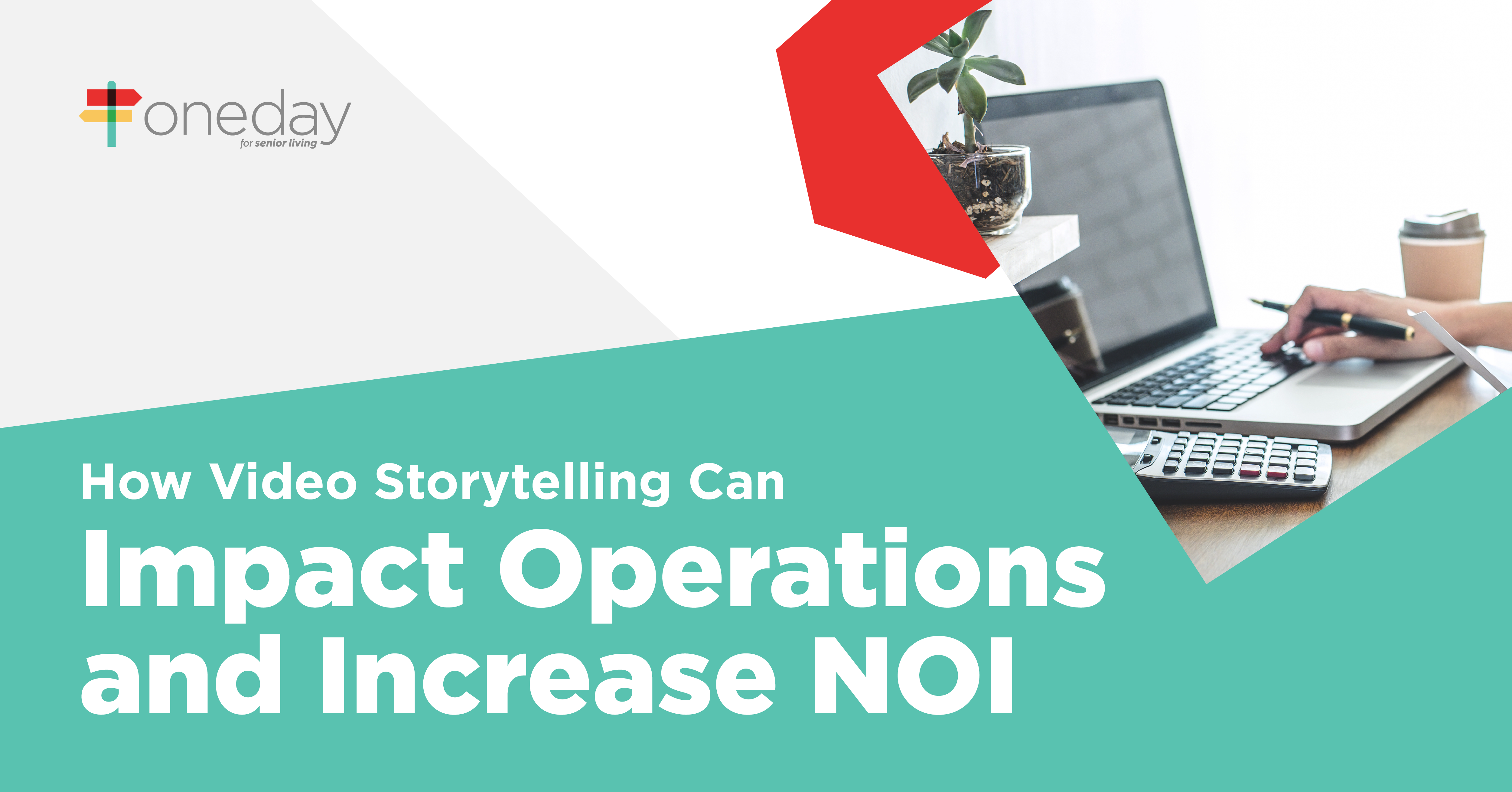 Insights on using OneDay's video sales and marketing platform to turn video storytelling into a powerful NOI driver for your senior living community.
