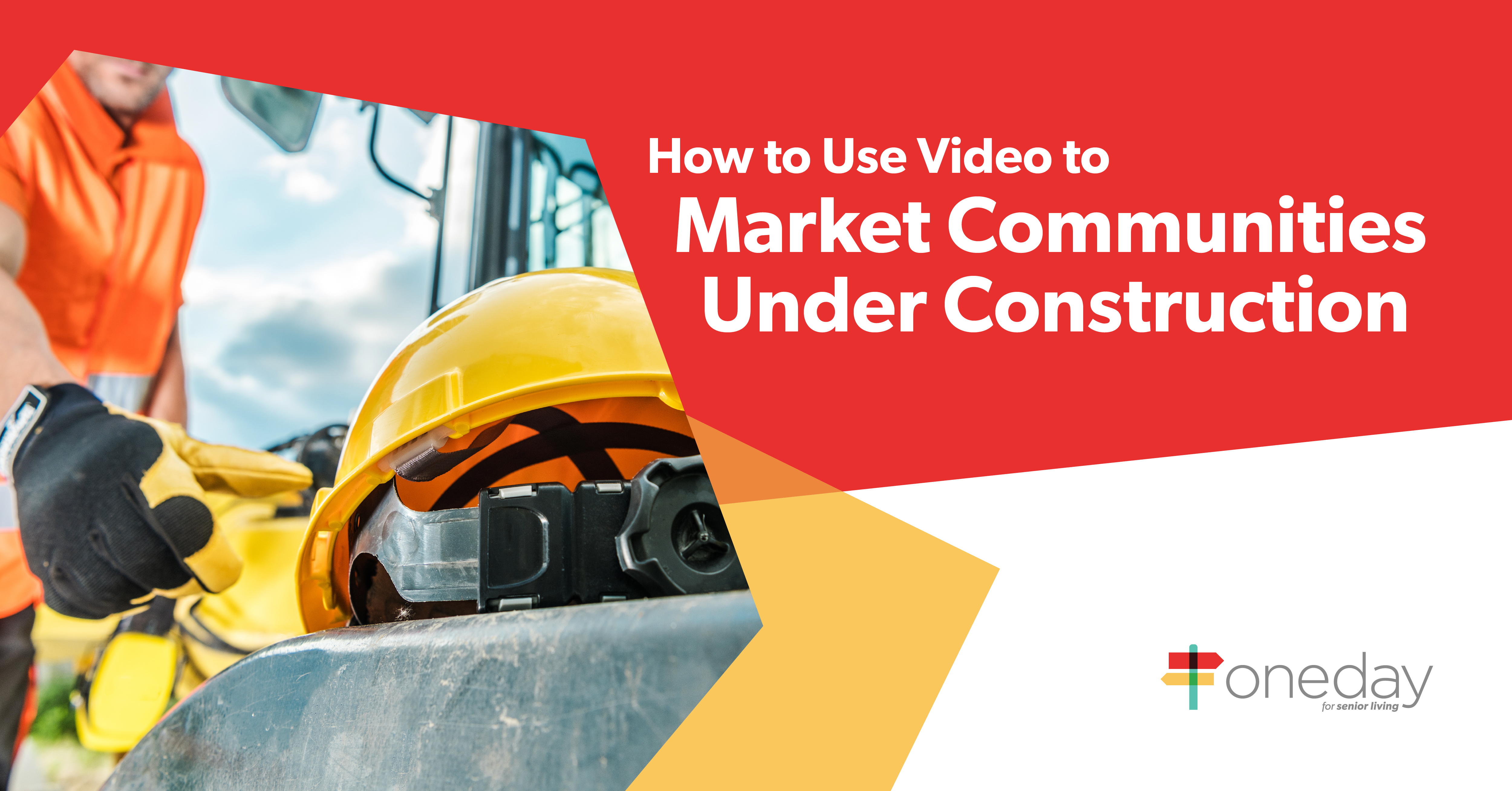 Video content is an especially powerful tool to generate excitement and anticipation from prospects while your senior living community is under construction.