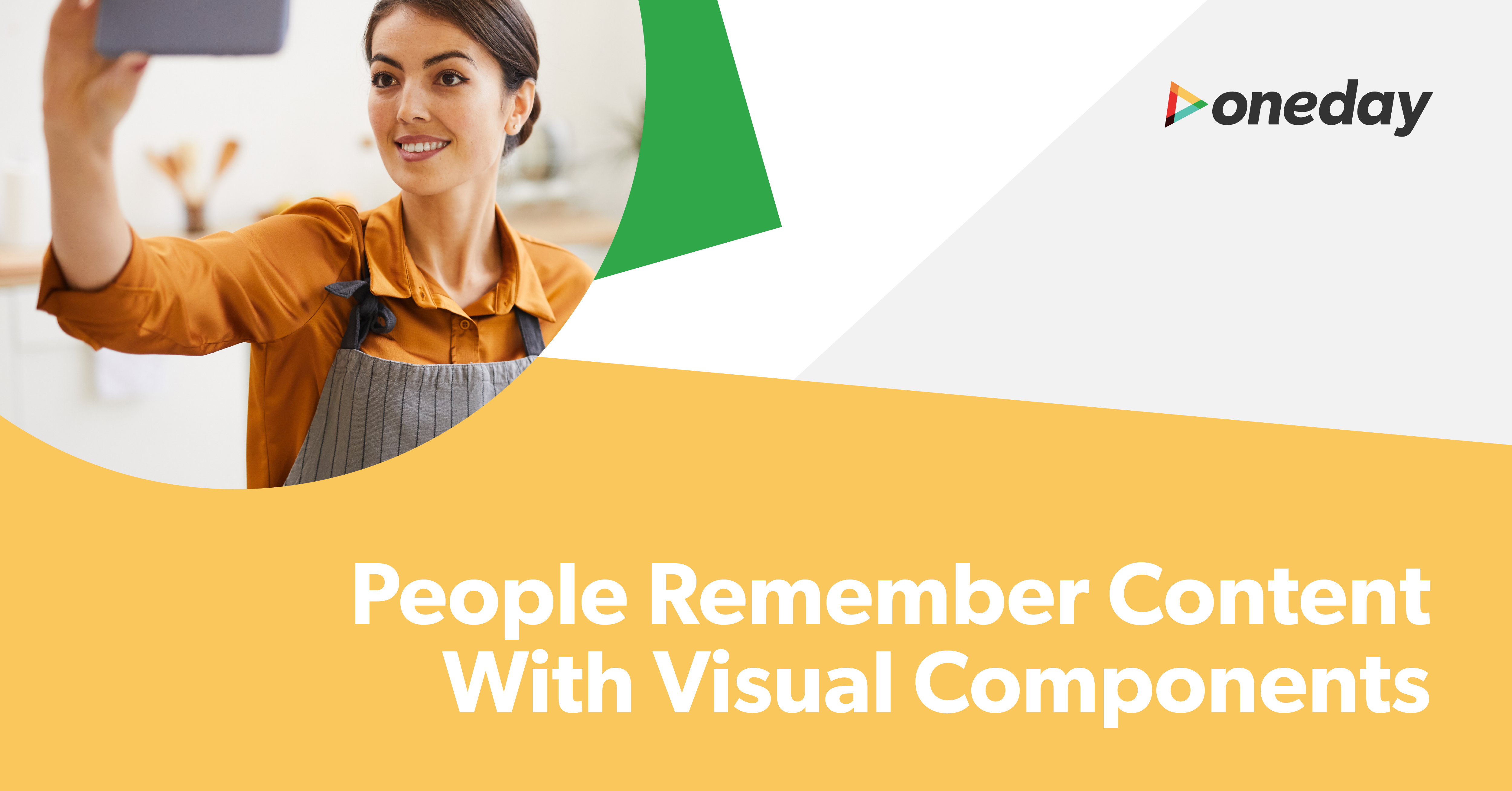 A look at how visuals grab and hold the audience's attention, driving engagement, brand awareness, and conversion rates along the way.