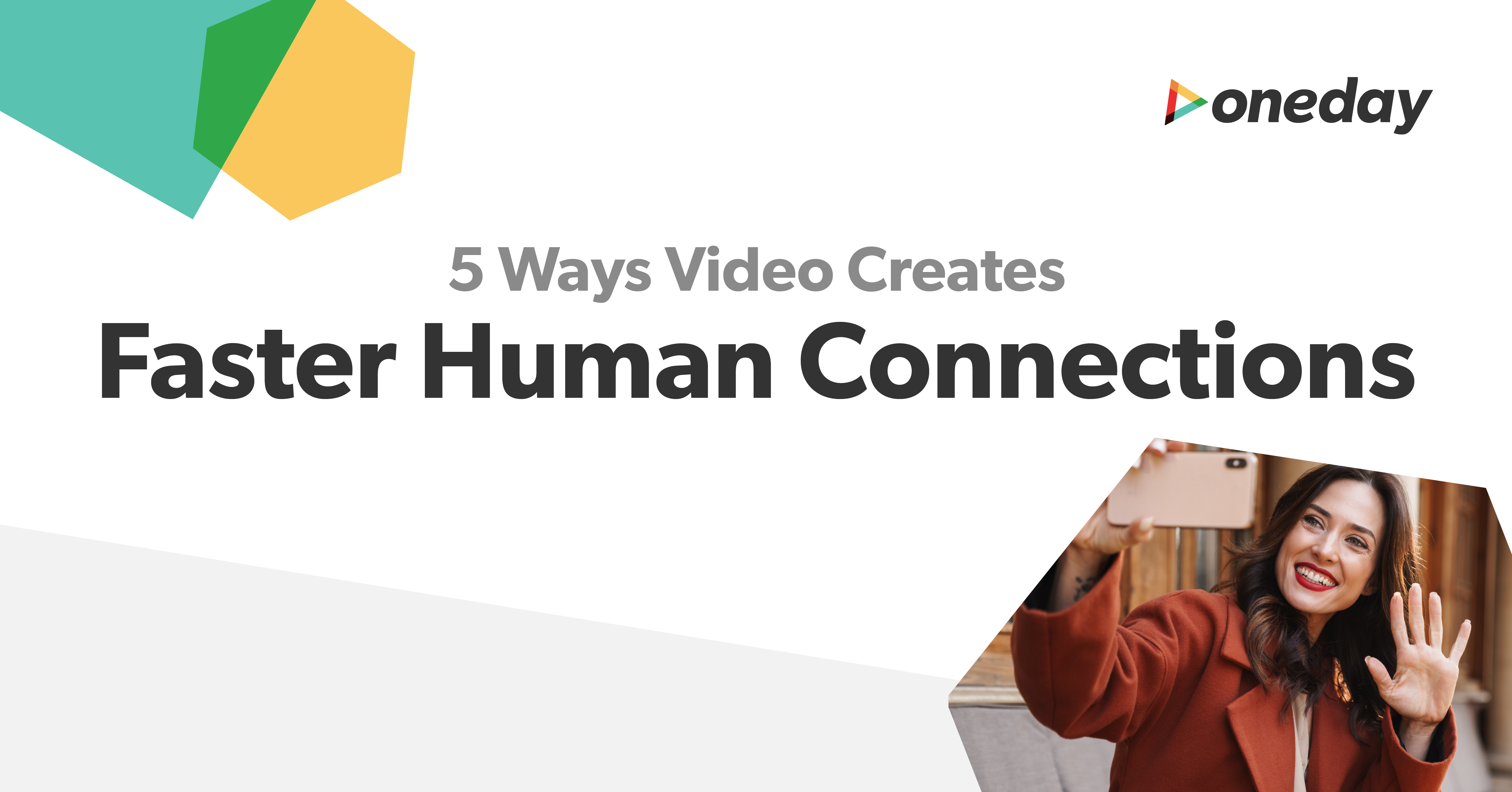 A look at the many reasons why video content helps senior living communities quickly form connections with prospects that will drive move-ins and ROI.