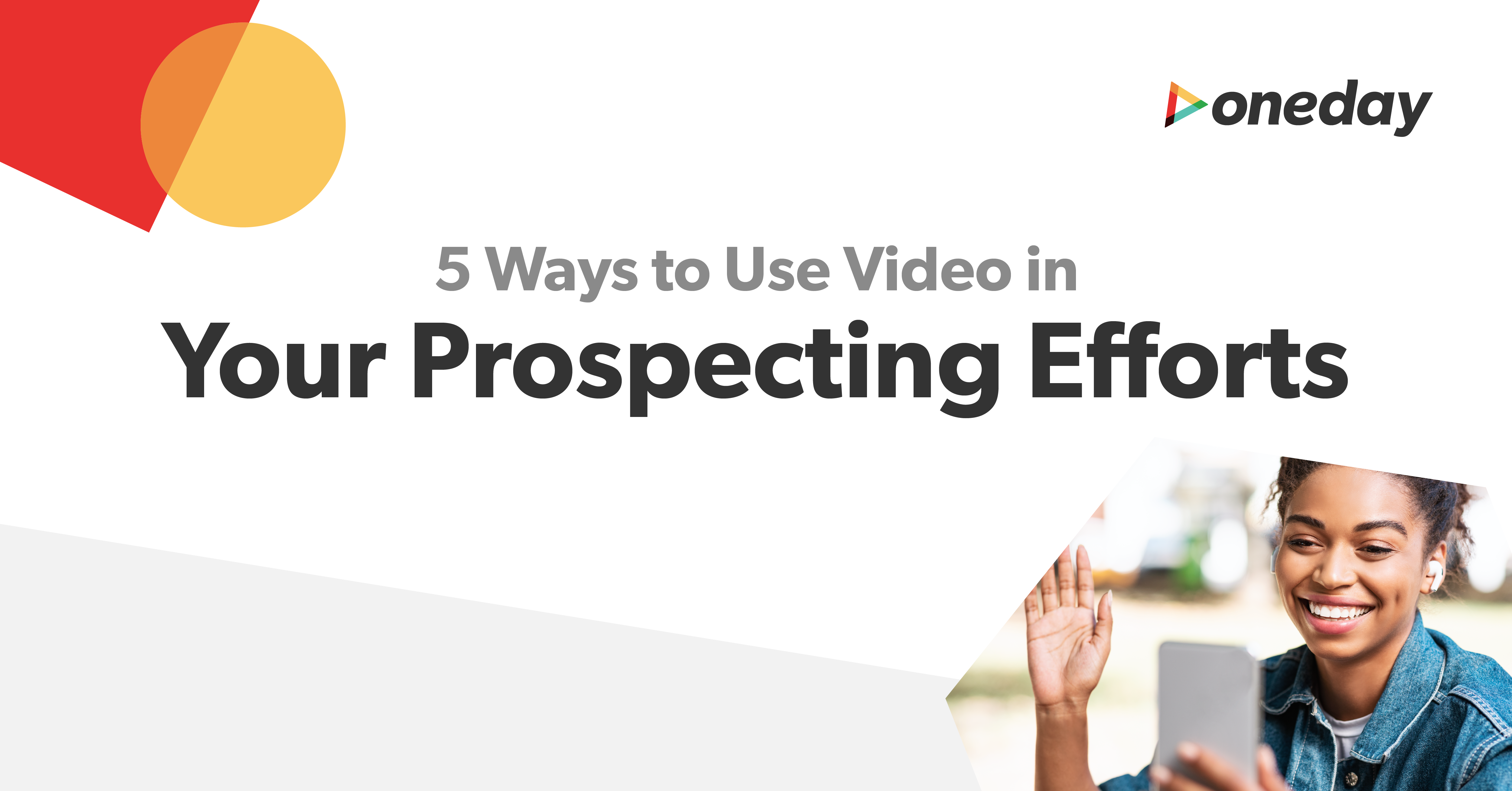 Simple ways your sales and marketing team can use video to energize your prospecting efforts and start driving more move-ins.