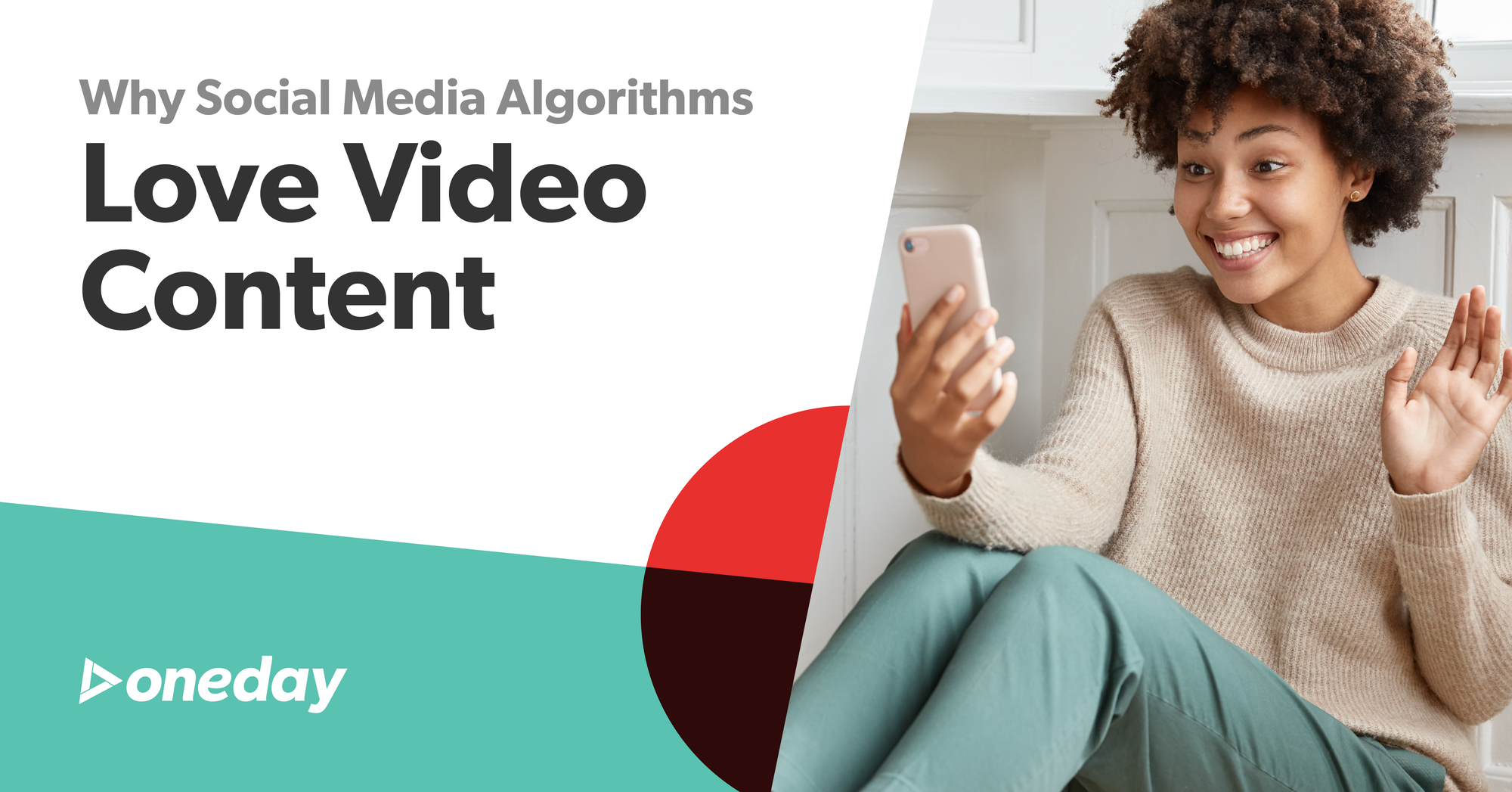 A look at why video is such an ideal fit for social media platforms as well as some eye-opening statistics on the benefits of social media video marketing.