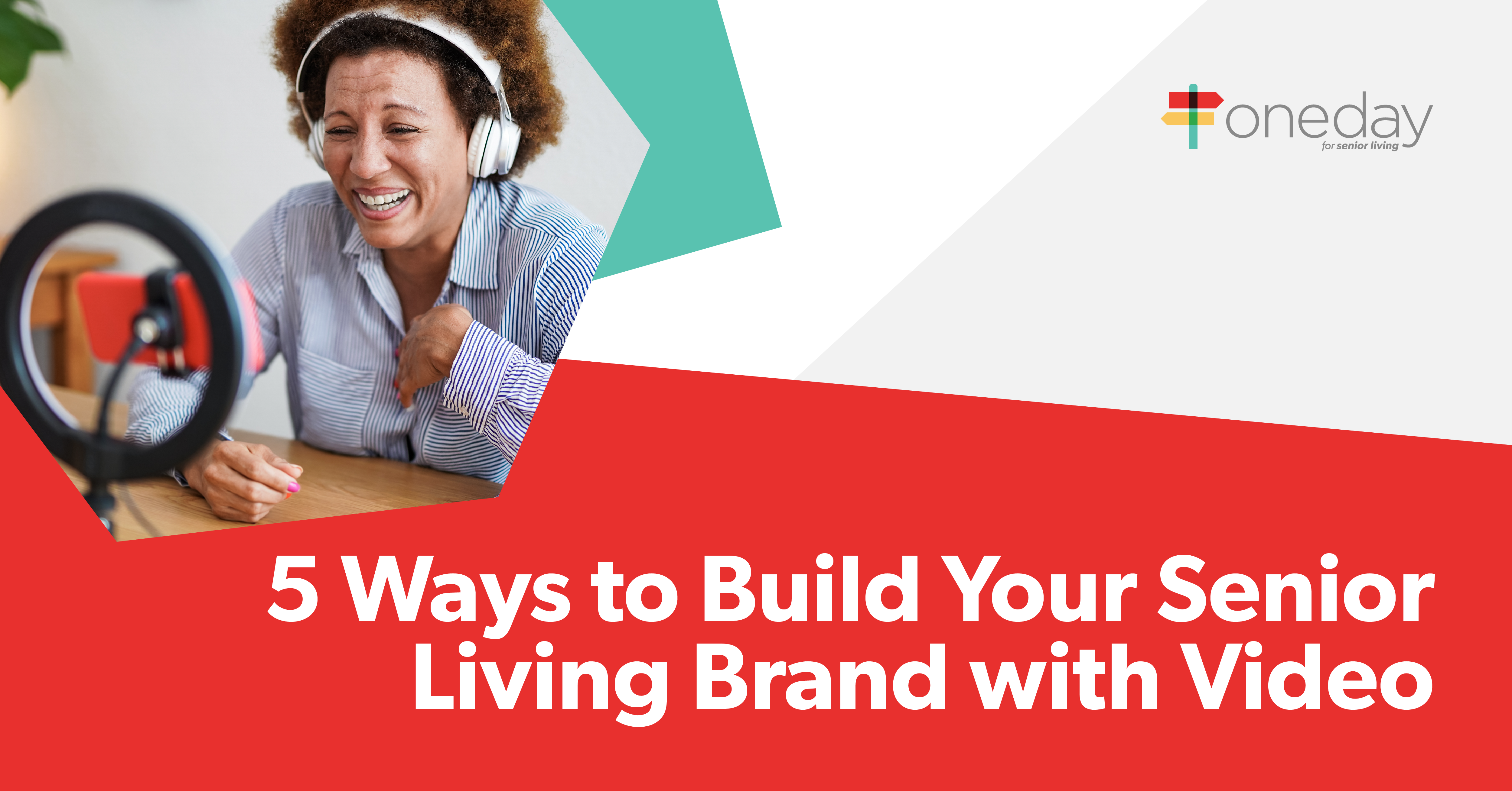 Insights on the many ways video content can help senior living sales and marketing teams develop their brand and drive brand awareness.