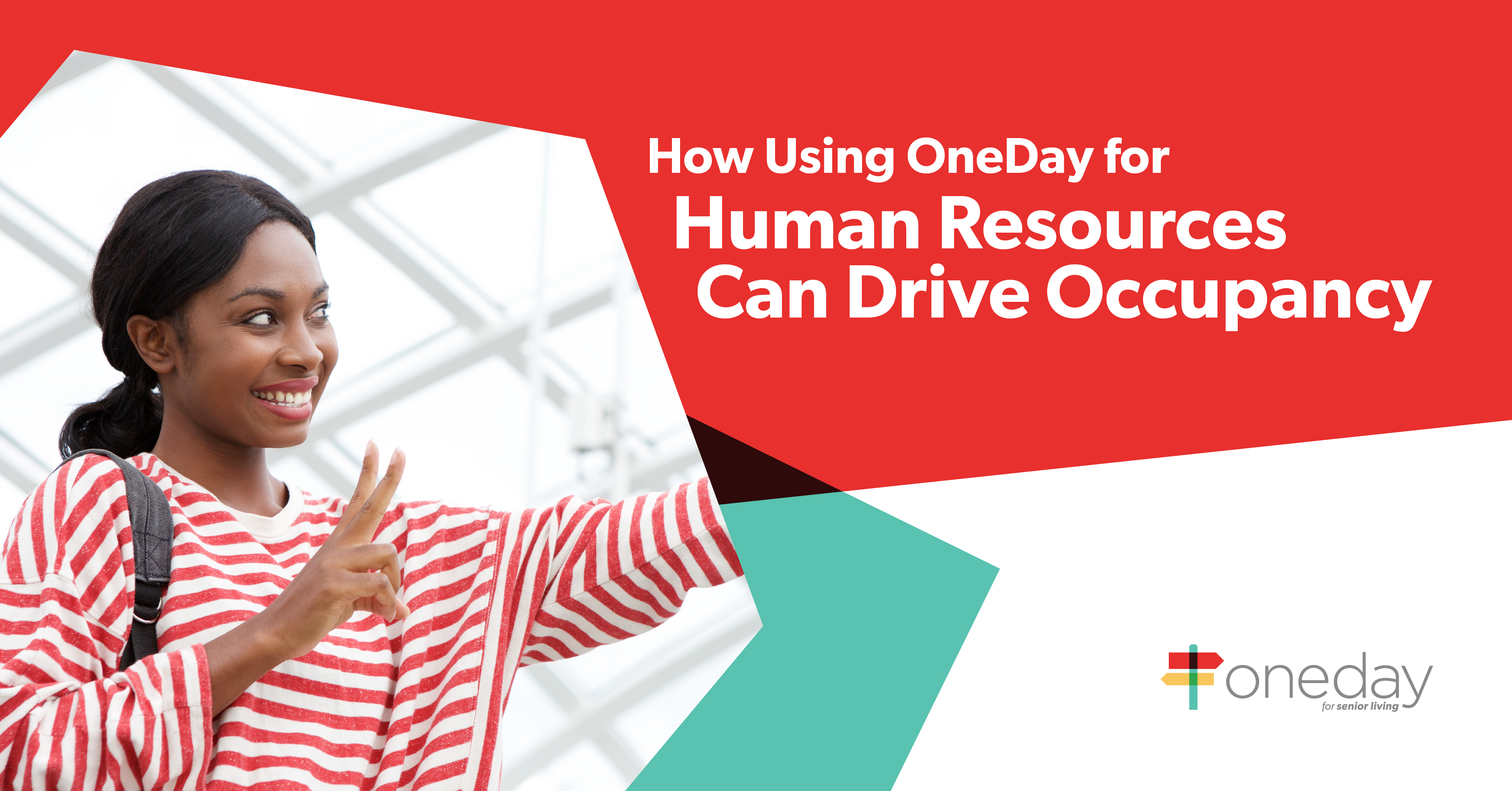 A look at the different ways senior living communities can use OneDay videos in Human Resources that will ultimately help drive occupancy.