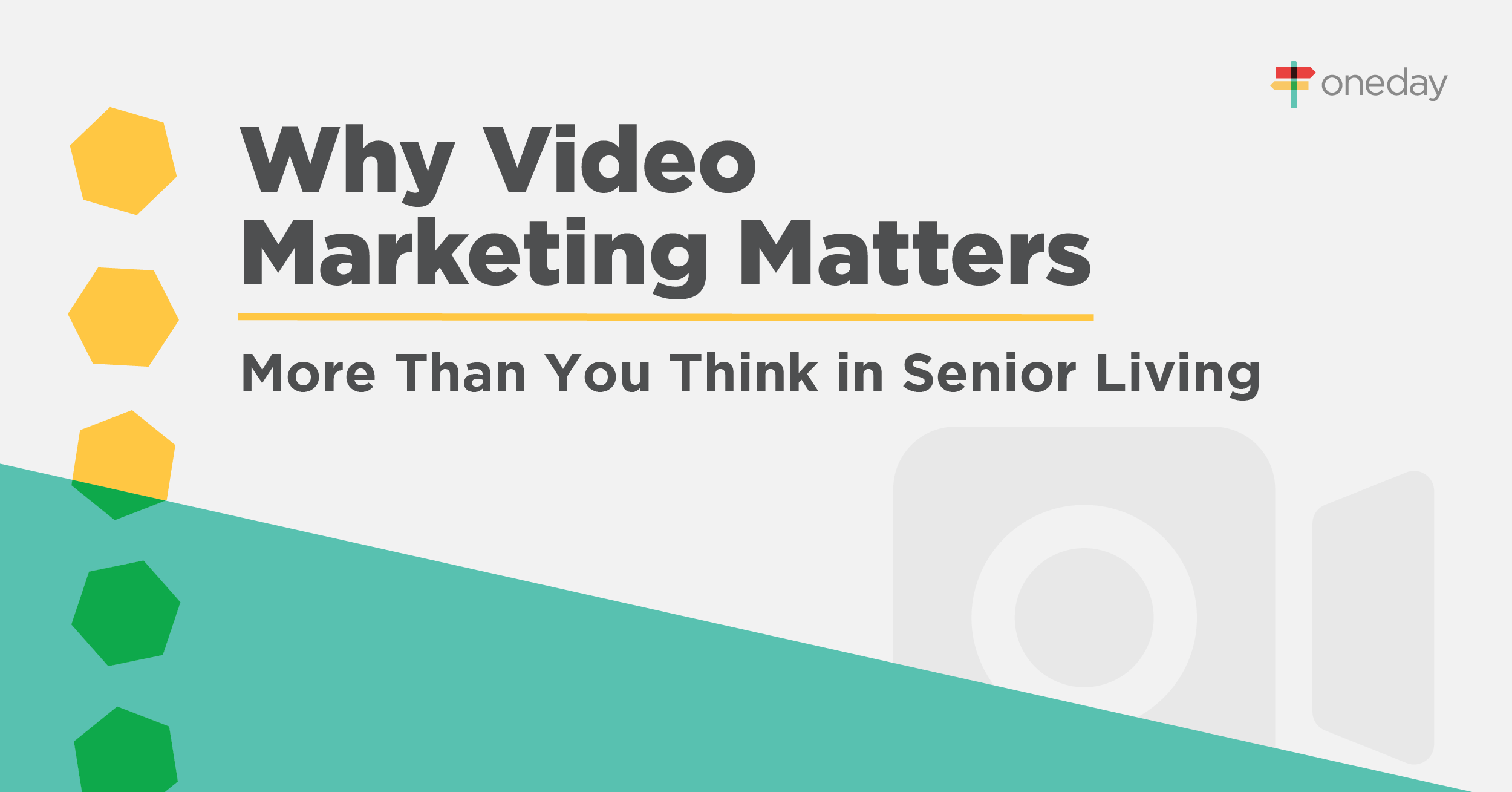Why Video Marketing Matters More Than You Think in Senior Living
